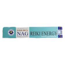 Incenso Golden Nag Reiki Energy