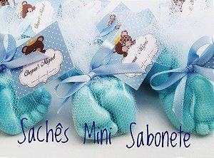 Sachês Mini Sabonete