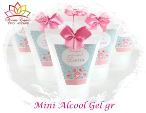 Mini Álcool Gel 30Gr