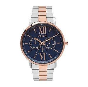 e62f3f20559e2 Relógio Euro Multi Glow Feminino Bicolor EU6P29AHB 5A