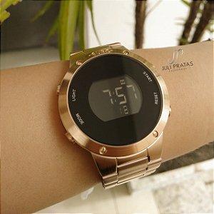 0e5ae1183af0a Relógio Feminino Fashion Fit EUBJ3279AF 4J - Rose Gold