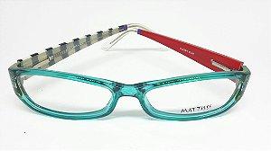 Óculos italiano pintado a mão Mattisse - Tuxedo Blue