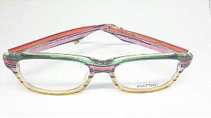 Óculos italiano pintado a mão Mattisse - Rainbow