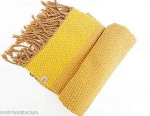 Fouta Terra - Toalha Turca artesanal de algodão de alta qualidade