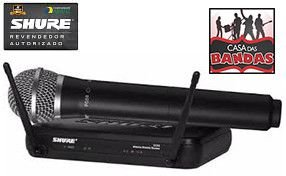 Microfone S/ Fio Shure SVX-24BR/PG28 J9