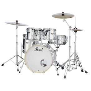 Bateria Pearl Export EXX725SP/C49 Mirror Chrome com Bumbo 22""