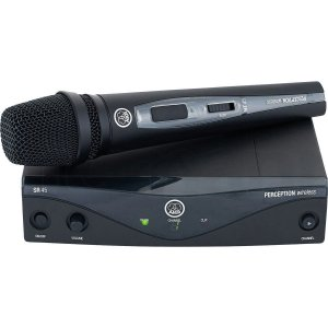 MICROFONE SEM FIO AKG PERCEPTION PW 45 VOCAL (ORIGINAL)