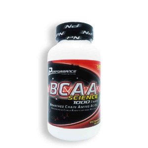 BCAA 1000 Science - 500mg (200 caps) - Performance