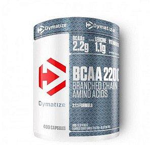 BCAA 2200 (200 caps) - Dymatize