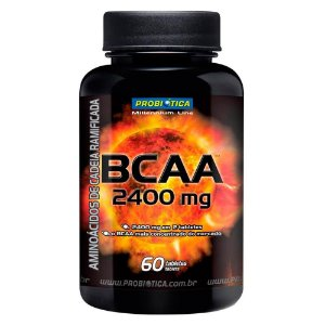BCAA 2400 (60 caps) - Probiótica