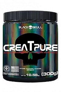 Creatina Creatpure - Black Skull (300g)