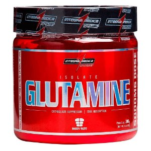 Isolate Glutamine (300g) - Integralmédica