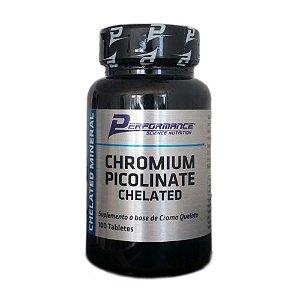 Picolinato de Cromo (100 cápsulas) - Performance