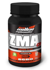 ZMA CR Cromo Plus - Iron Man Series (100 caps) - New Millen