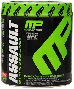 Assault (20 doses) - MusclePharm