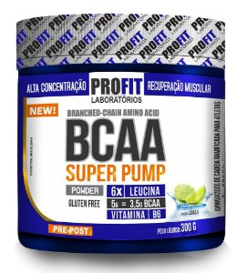 BCAA 6:1:1 Super Pump (300g) - Profit
