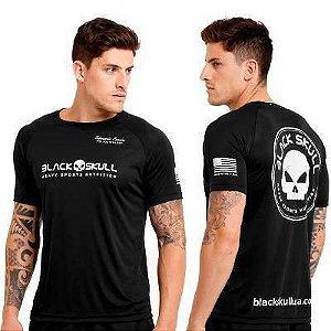 Camiseta - Black Skull