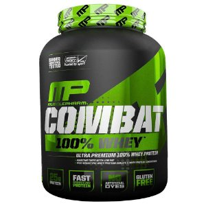 Combat 100% Whey - MusclePharm (907g / 2,270kg)