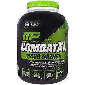 Combat XL Mass Gainer - MusclePharm (2,722kg)