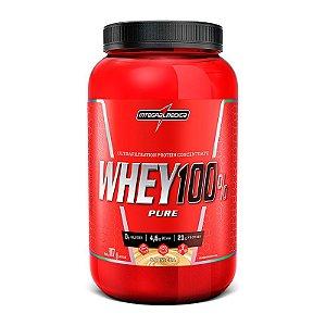 Super Whey 100% - Integralmédica (907g /1,8kg)