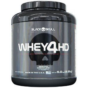 Whey 4HD - Black Skull (907g / 2,2kg)