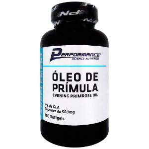 Óleo de Prímula (100 caps) - Performance