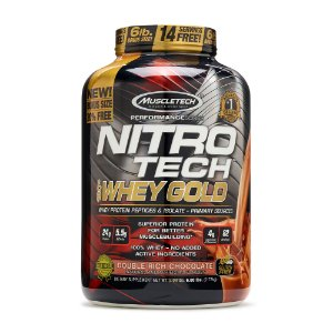 NitroTech (2,5kg) - MuscleTech