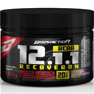 BCAA 12:1:1 Recoveron (100g) - Body Action