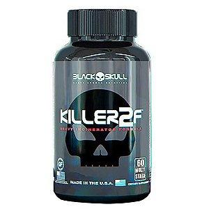 Killer2F - Black Skull (60 caps / 120 caps)