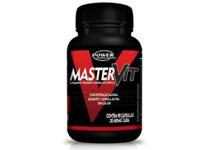 MasterVit - Power Supplements (90 caps)