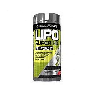 Lipo Super HD - Cell Force (60 caps)