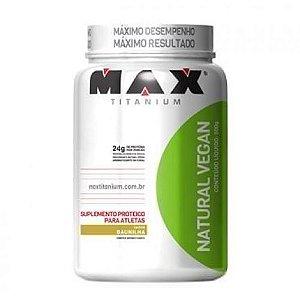 Natural Vegan - Max Titanium (500g)