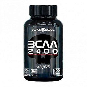BCAA 2400 - Black Skull (100 caps / 200 caps / 400 caps)