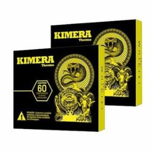 2x Kimera - Iridium (60 caps) - 2 potes