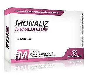 Monaliz Meu Controle - Sanibras (30 caps)