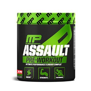 Assault BR - MusclePharm (30 doses)