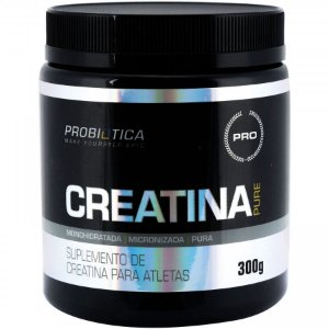 Creatina Pura - Probiotica (300g)