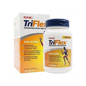 TriFlex Glucosamina e Condroitina - GNC (120 caps)