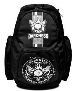 Mochila Darkness The Nation Under Iron - Integralmedica