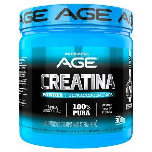 Creatina Powder Ultraconcentrada - Nutrilatina AGE (300g)