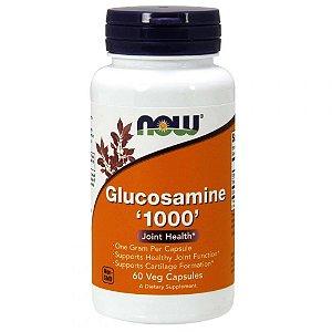 Glucosamina - Now Foods (60caps)