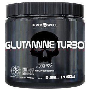 Glutamina Turbo - Black Skull (150g)
