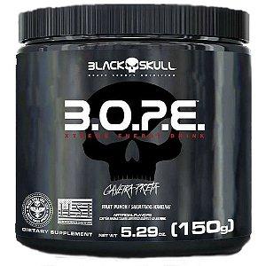 B.O.P.E. - Black Skull (150g)