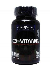 D3 - Vitamin - Black Skull (100tabs)