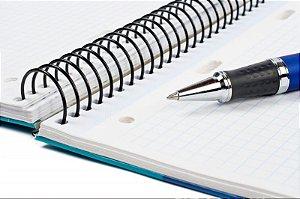 Impressão e encadernação apostilas, catálogos, TCC e trabalhos Capa colorida 4x4 Sulfite 90gr