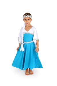 Roupa de Brincar Elsa Frozen