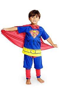 Roupa de Brincar Superman