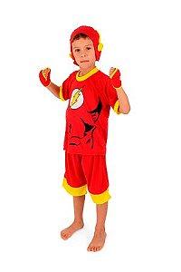 Roupa de Brincar Flash