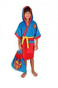 Roupão Superman
