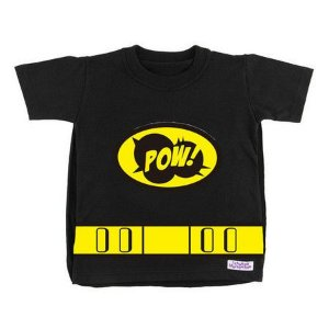 Camiseta Batman com Capa